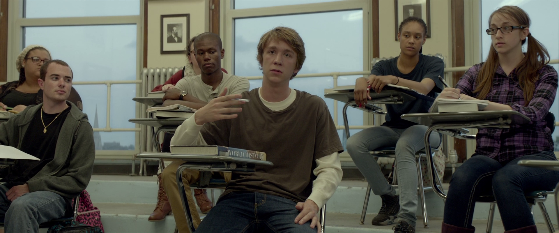 Ben, Earl ve Ölen Kız - Me, Earl and the Dying Girl 2015 (1080p BluRay) DUAL TR-EN - Full  HD Film indir