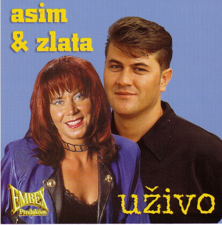 Asim Bajric - Diskografija Prednja