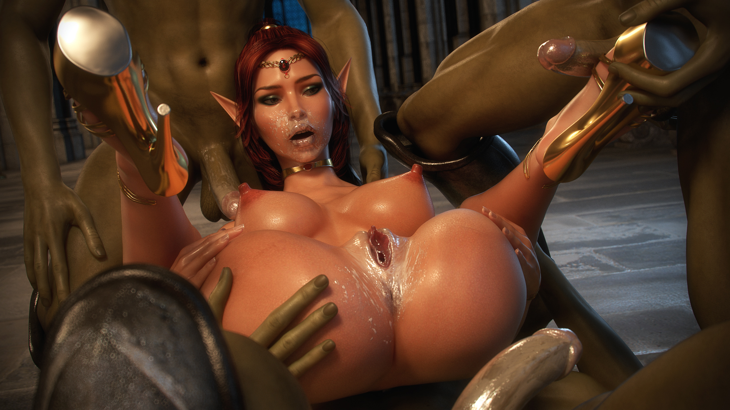 Elf with big dick hentai gallery