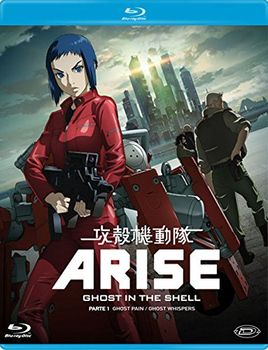 Ghost In The Shell - Arise - Parte 1 (2013)  FullHD Untouched AC3 DTS HD MA ITA JAP Subs DDN