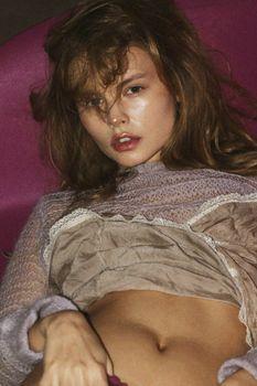 Anastasia Scheglova -  Anoka Nukenin Shoot - x6 sexy