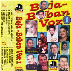 Rade Gajic -Diskografija 26691115_Boja-Boban_Voz_1_-_1999