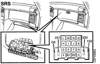 fuse panel click causes hesitation saabcentral forums. Black Bedroom Furniture Sets. Home Design Ideas
