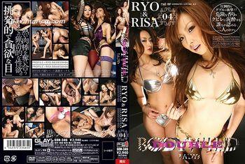 DOUBLE BODY WILD LADYs 04 RYO&RISA