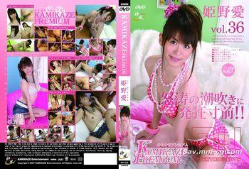 Kamikaze Premium Vol.36