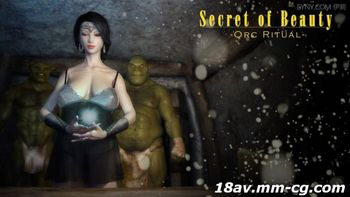 [無字]Secret of Beauty Orc Ritual