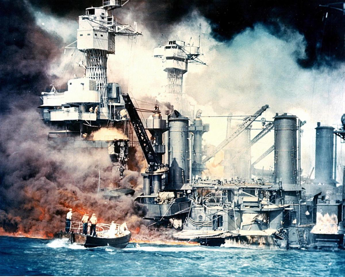 a look at the invasion at the pearl harbor