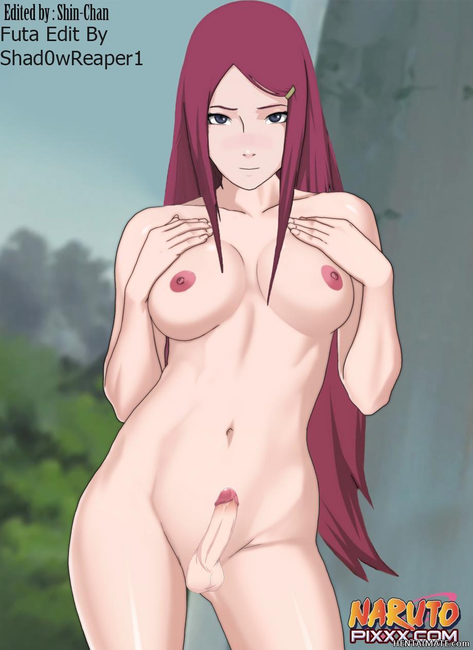 Naruto kushina nude