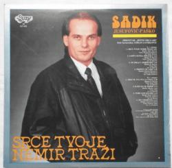 Sadik Jusufovic Pasko 1989 - Ne diraj u osmeh moj 34447423_Zadnja